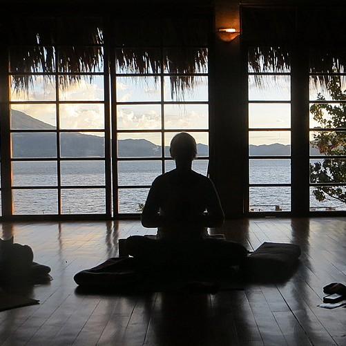 Guatemala meditation