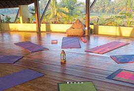 The Yoga Retreat Center in Bali, Indonesia